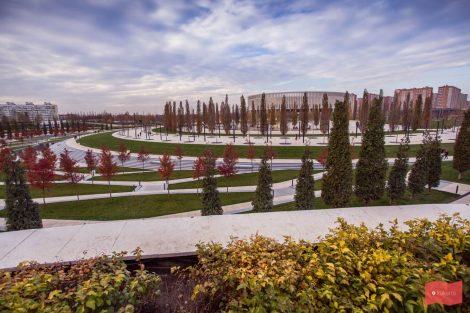 Парк Краснодар (Галицкого)