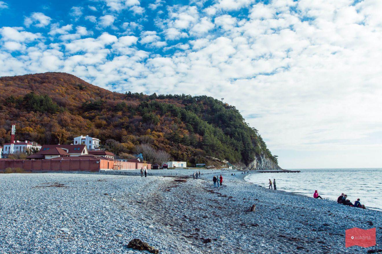 Пляж Прасковеевка