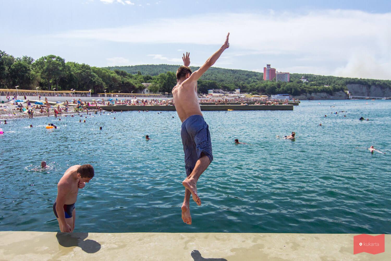 Отзывы об отдыхе в Дивноморске 2018 на