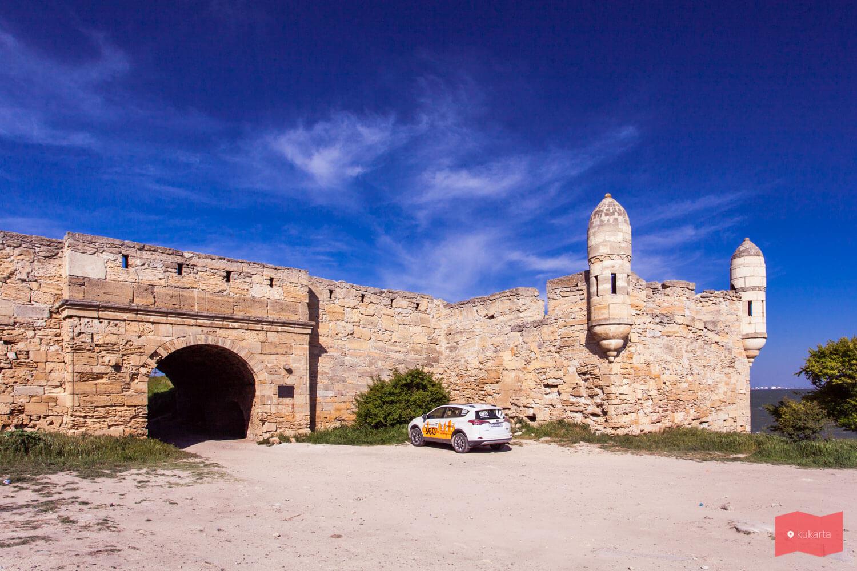 Крепость Еникале, Керчь