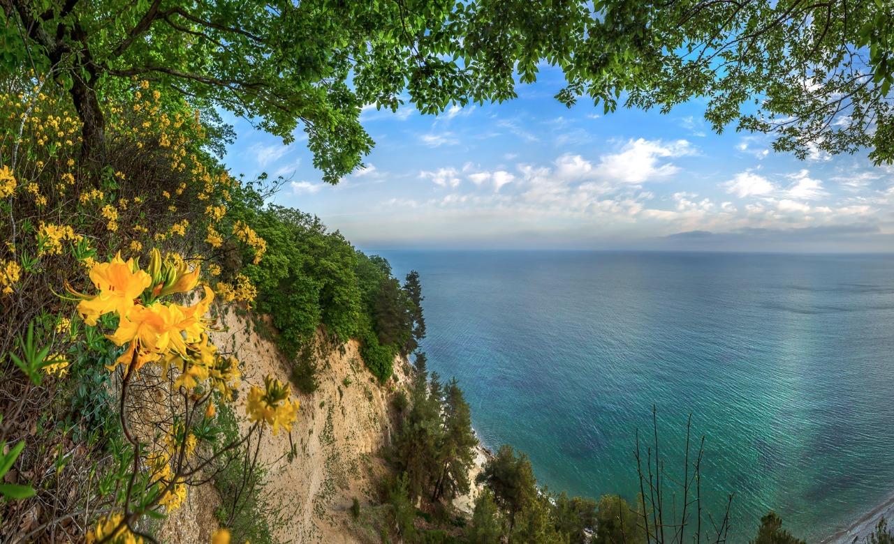 Гид по пляжам Абхазии от Рута Сочи