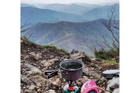 Гора Амуко в Сочи