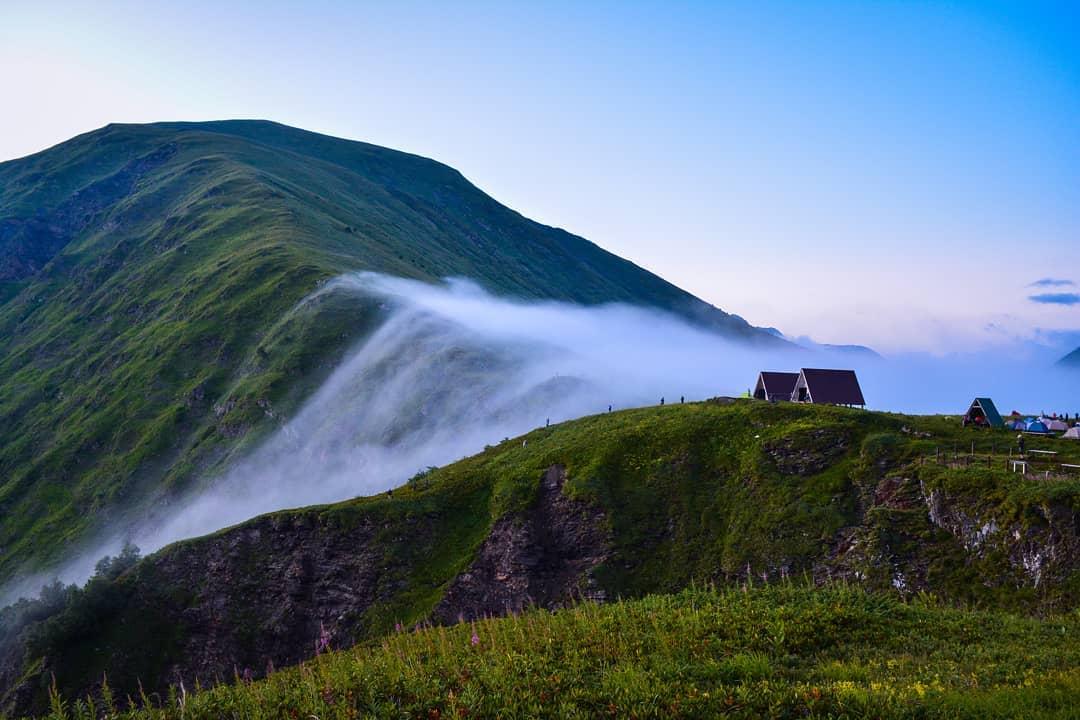 Гора Табунная в Сочи