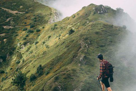 Гора Каменный столб в Сочи