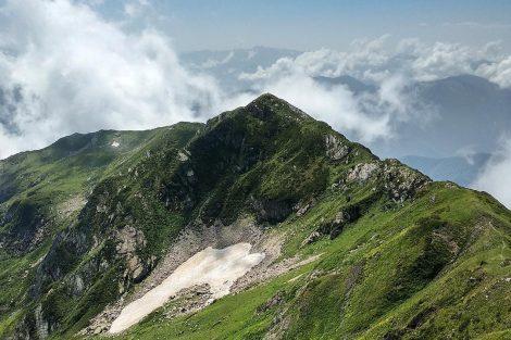 Гора Ачишхо в Сочи