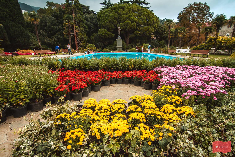 срочно никитинский ботанический сад в ялте фото объекте размещения