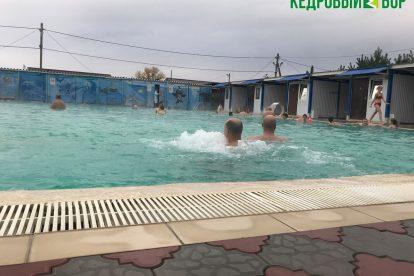 База отдыха Кедровый бор Термальные источники