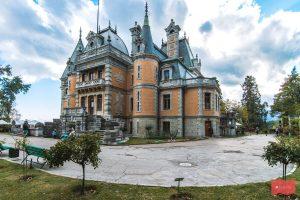 Массандровский дворец, Ялта