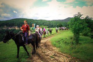 Ранчо Ковбой конные прогулки