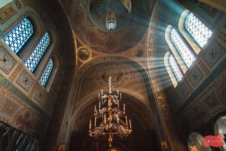 Форосская церковь, Крым
