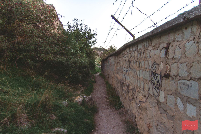 Тропа к смотровой под маяком, Балаклава