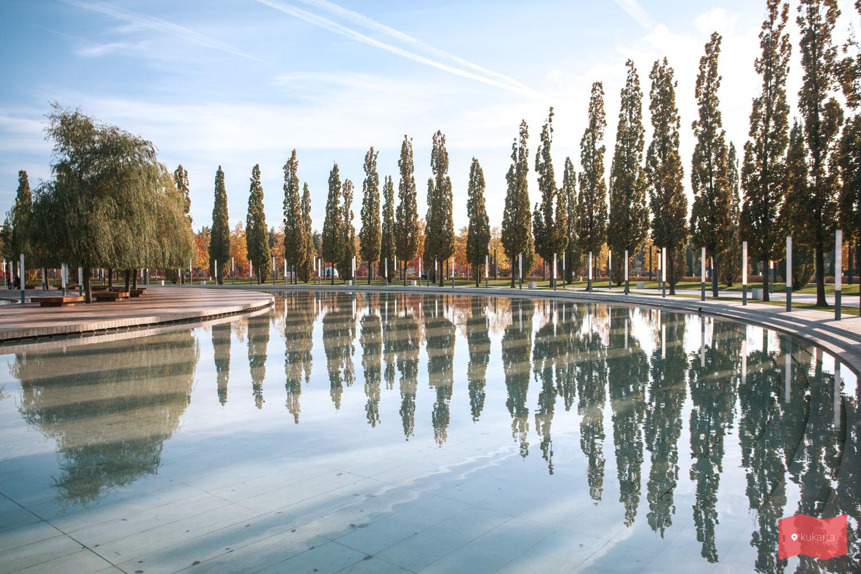 Парк Краснодар (парк Галицкого)