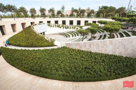 Амфитеатр в парке Краснодар (парке Галицкого)