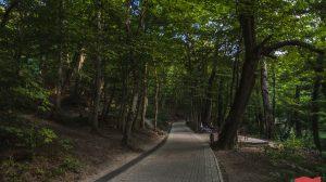Курортный парк, Горячий Ключ