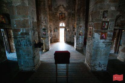 Шоанинский храм, Домбай