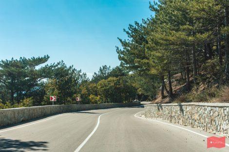 Старое Севастопольское шоссе