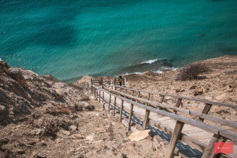 Лестница 400 ступеней, Супсех, Анапа