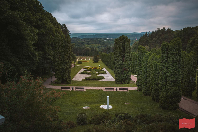 Долина роз, Кисловодский национальный парк