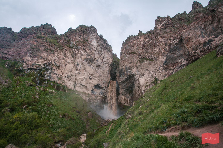 Водопад Султан, Джилы-Су